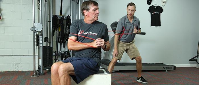Golf Fitness Palm Beach Gardens Personal Trainer Titleist Perfomance Tennis Training Pbg